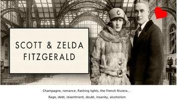 F. Scott & Zelda Fitzgerald: A Tragic Love Story