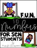 F.U.N 1-10 Numbers for S.E.N!