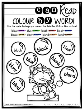 F.U.N Consonant Blends for Kids - L-Blends!