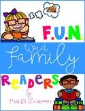 F.U.N. Word Family Readers