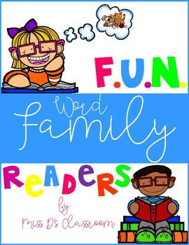F.U.N. Word Family Readers