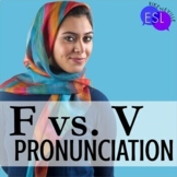 F V Pronunciation / Phonics for ESL Adults