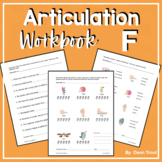 Articulation Workbook for the F Sound Just Print