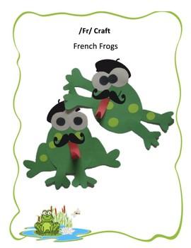 F blends Frog craft