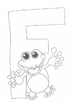 F for Frog!