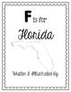 F is for Florida (A State Alphabet Book)