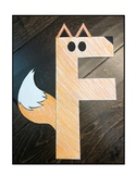 F is for Fox Craft