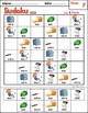 Articulation Activity Speech Therapy (F sound):  Picture Sudoku Game
