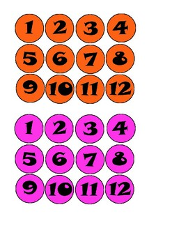 F1 racing cars for Times Tables Game - Raceway