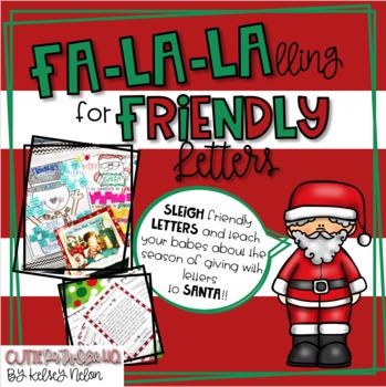 FA-la-la-LLING into Friendly Letters!!