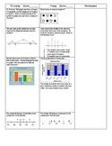 Third Grade Math Test Prep FAB 5 Week 7