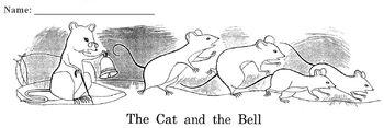 Fables: Belling the Cat; Little Rat's Trick READ COMPREHEN