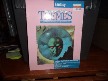 FANTASY THEMES: THE LION, WRINKLE IN TIME, WAR OF THE WORLDS