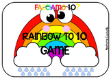 FACCIAMO 10? - RAINBOW TO 10 GAME + ACTIVITY