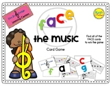 FACE the Music (Low Prep) Card Game