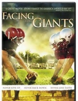 FACING GIANTS Movie Short Answer Questions