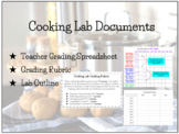 FACS Cooking Lab Grading Spreadsheet
