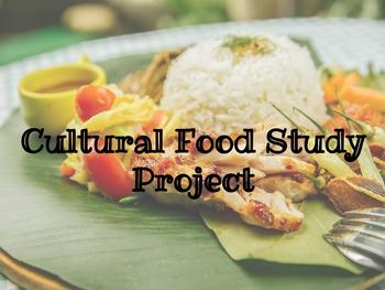FACS Cultural Food Study Project