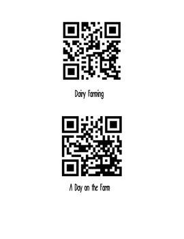 FACS Dairy QR Codes