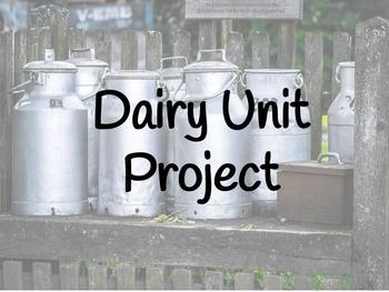 FACS Dairy Unit Project
