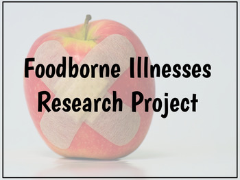 FACS Foodborne Illnesses Research Project