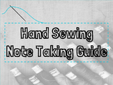 FACS Hand Sewing Note Taking Guide