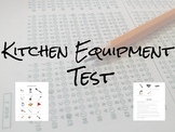 FACS Kitchen Equipment Test