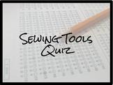 FACS Sewing Tools Quiz