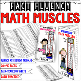 FACT FLUENCY Math Muscles Trifolds