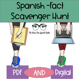 Spanish FACT Scavenger Hunt!
