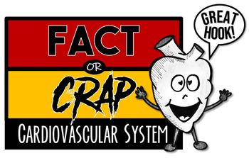 FACT or CRAP- Cardiovascular System Edition (PowerPoint Game)