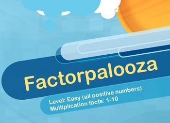 Factorpalooza BUNDLE