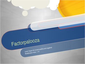 Factorpalooza        Level: Expert #2
