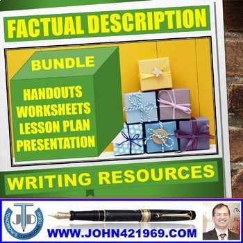 FACTUAL DESCRIPTION BUNDLE