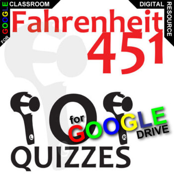 FAHRENHEIT 451 8 Pop Quizzes (Created for Digital)