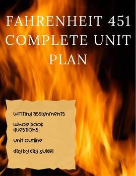 FAHRENHEIT 451 COMPLETE UNIT