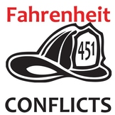 FAHRENHEIT 451 Conflict Graphic Organizer - 6 Types of Conflict