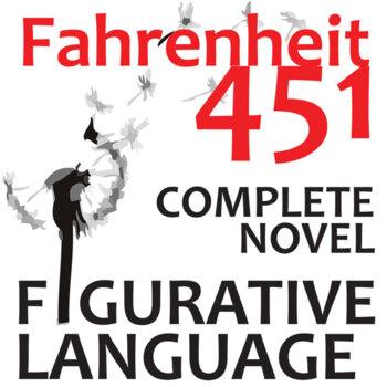 Fahrenheit 451 Figurative Language Analyzer 141 Quotes Tpt
