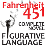 FAHRENHEIT 451 Figurative Language Analyzer (141 quotes)