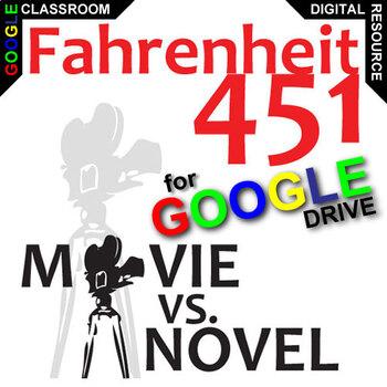 FAHRENHEIT 451 Movie vs Novel Comparison (Created for Digital)