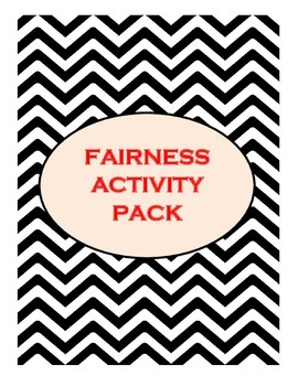 FAIRNESS Combo Pack- Skits and Board Game