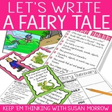 FAIRY TALE WRITING CENTER ACTIVITIES
