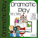 FAIRY TALE Dramatic Play Center