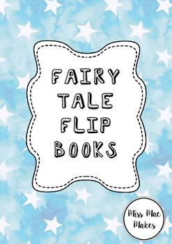 FAIRY TALE FLIP BOOK