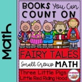 FAIRY TALE MATH ACTIVITIES for Preschool Small Groups