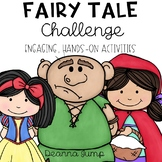 FAIRY TALE  STEM & MATH CHALLENGES