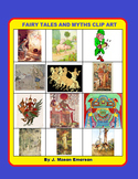 FAIRY TALES AND MYTHS CLIP ART (OVER 300 IMAGES!, RIGHT PRICE)