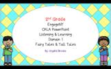 FAIRY TALES CKLA Listening and Learning BUNDLE Domain 1 AL