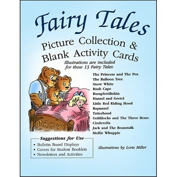 FAIRY TALES (PICTURE COLLECTION) Gr. 3-8