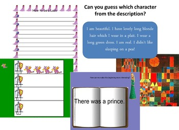 FAIRY TALES PLANNING RESOURCES ACTIVITIES LESSONS KS1 EYFS IWB LITERACY
